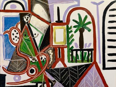 Pablo Picasso besucht Plattner in Potsdam. – Das späte Werk am Museum Barberini