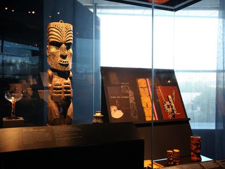 Under the Skin: Tattoo Art and Tiki (no Taka) at Musée du quai Branly