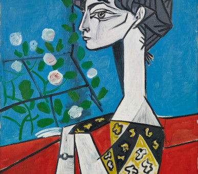 Pablo Picasso Visits Plattner in Potsdam. Picasso – The Late Work at Museum Par- no: Barberini!