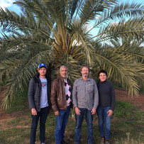Dr Zaid's visit to Gurra Downs - May 2017