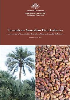 Towards an Australian Date Industry Publication