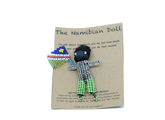 The Namibian Doll