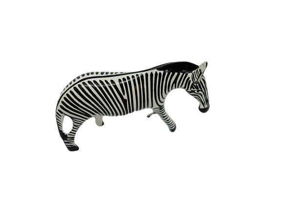 Wooden Zebra (Small)