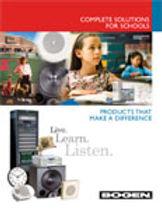 School Intercoms Bells Clocks SC NC