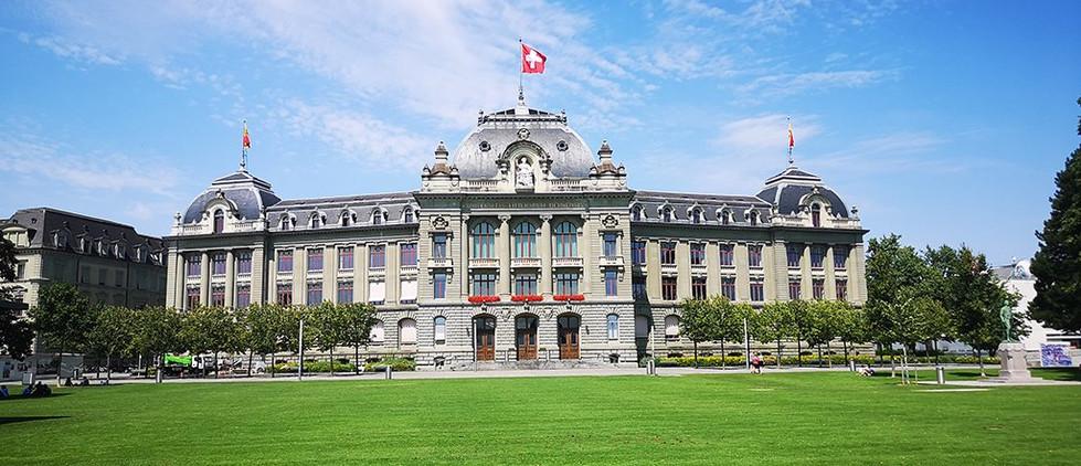 University of Bern - Main Building