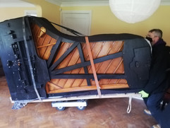 Piano removal in Liverpool 14