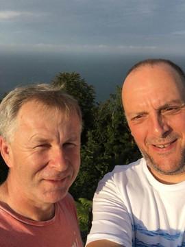 Adam and Jon, expert piano removers