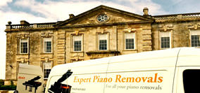 Piano Removals Weddings & Events