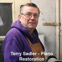 Terry Sadler - Piano Restoration