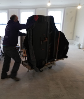 Piano removal in Liverpool 3