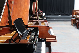 Some of our grand pianos for sale
