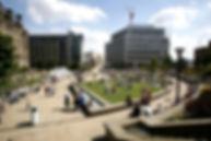 Sheffield - Peace Gardens