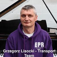 Grzegorz Lisocki - Transport Team
