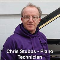 Chris Stubbs - Piano Technician