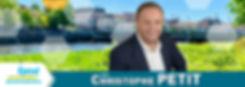 Epinal ensemble ! couverture avec Christophe PETIT pour les élections municipales 2020 à Epinal