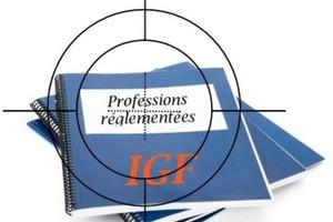 Professions réglementées (23/09/14)