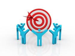 Reaching Targets
