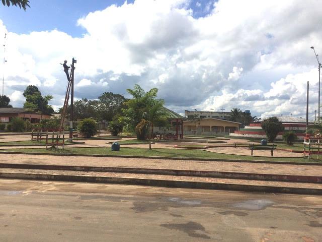 Praça Coronel Alton Furtado