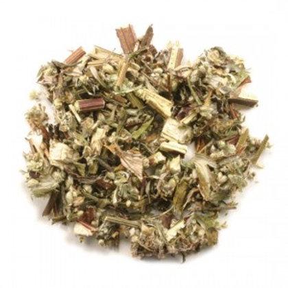 Mugwort Herb, Cut & Sifted, Organic