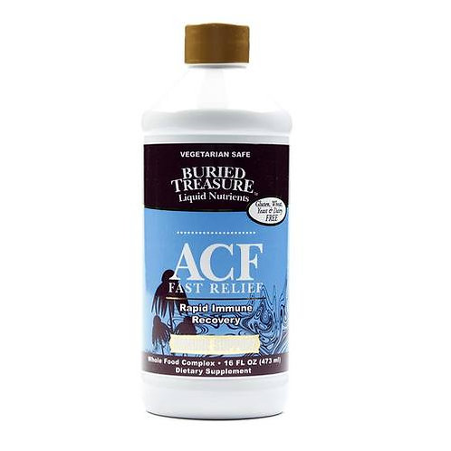 ACF Fast Relief - Rapid Immune Recovery