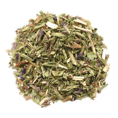 Hyssop Herb, Cut & Sifted, Organic