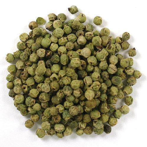 Green Peppercorns, Organic