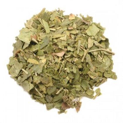 Ginkgo Leaf, Cut & Sifted, Organic