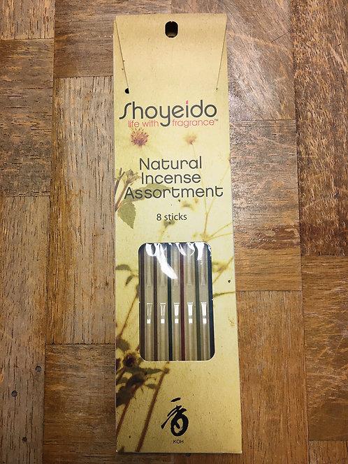Incense Assortment