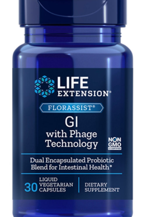 Life Extension Florassist GI with Phage technology