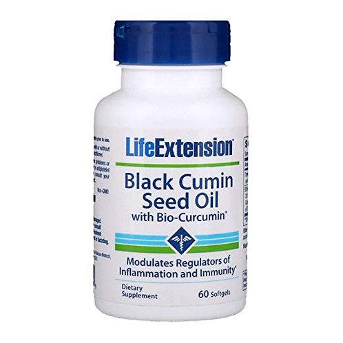 Black Cumin Seed Oil with Bio-Curcumin®