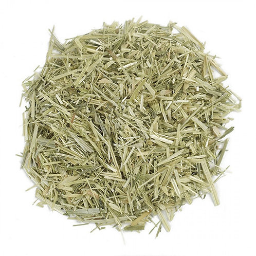 Oatstraw Green Tops, Cut & Sifted, Organic
