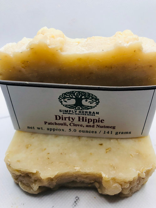Dirty Hippie  (Patchouli, Clove and Nutmeg)