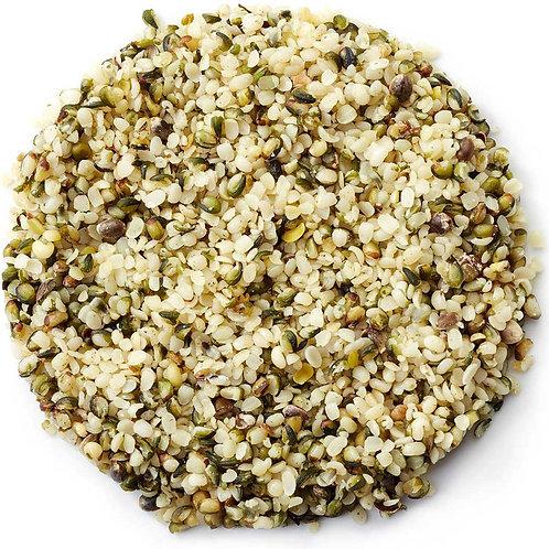 Hemp Seed, Hulled, Organic