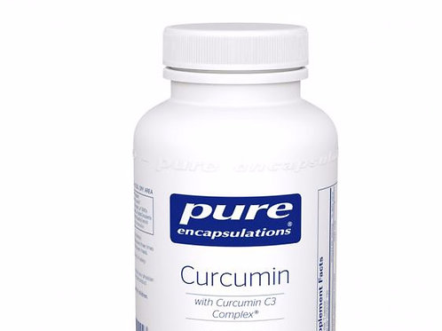 Curcumin, Pure Encapsulations, 60 caps