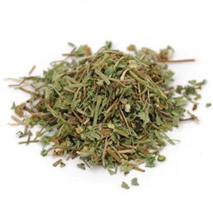 Gotu Kola Herb, Cut & Sifted, Organic