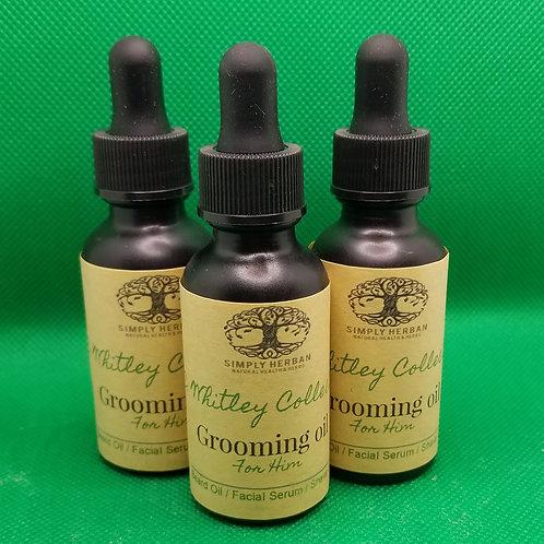 Grooming Oil ----Beard Oil / Facial Serum / Shave Oil