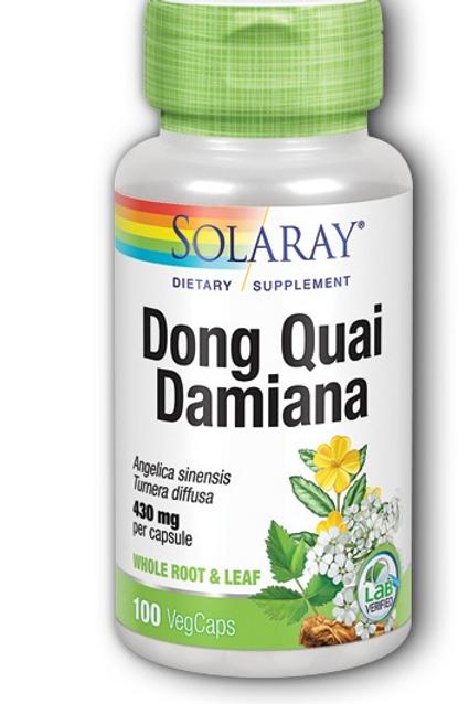 Dong Quai Damiana