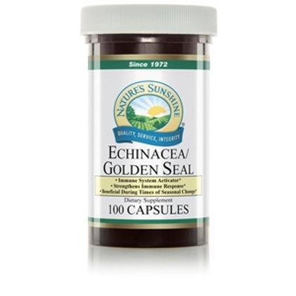 Echinacea/ Golden Seal