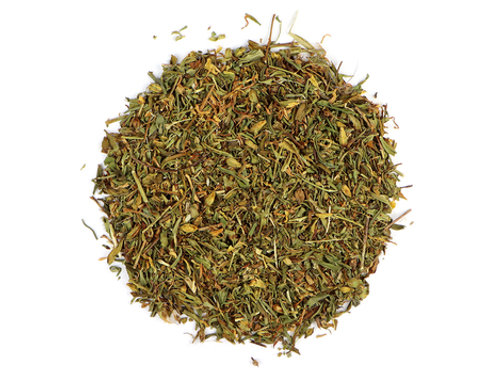 St. John's Wort Herb, Cut & Sifted, Organic
