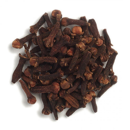 Cloves, Hand Select, Whole, Organic, Fair Trade