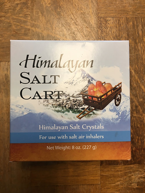 Himalayan Salt Crystals for Inhaler