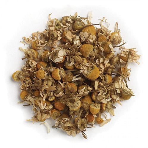 German Chamomile Flowers, Whole, Organic