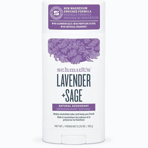 Schmidt'sLavender Sage Natural Deodorant