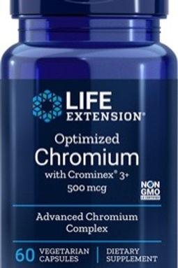 Optimized Chromium with Crominex® 3+,  Life Extension