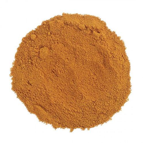 Turmeric Root Powder, Organic, Fair Trade