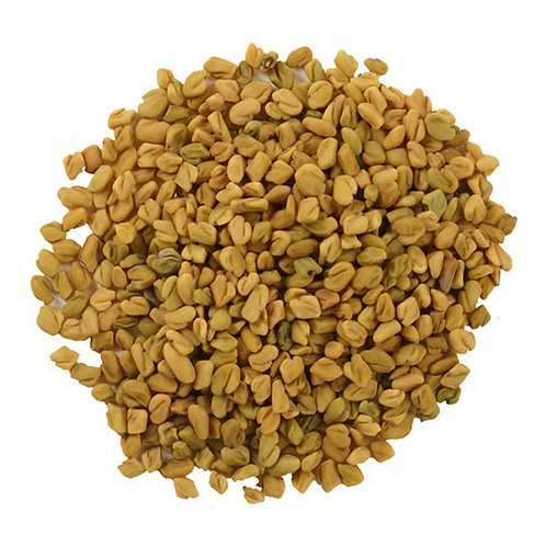 Fenugreek Seed, Whole, Organic