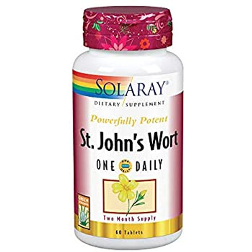 St. John's Wort- One Daily