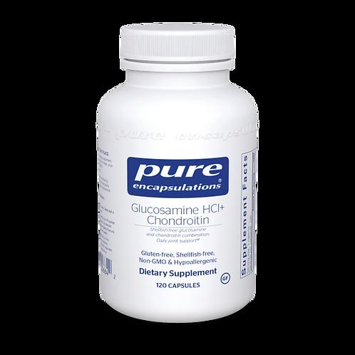 Glucosamine HCI+ Chondroitin , Pure Encapsulations