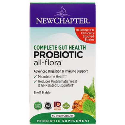 Complete Gut Health Probiotic All-Flora