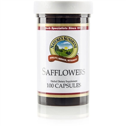 Safflowers